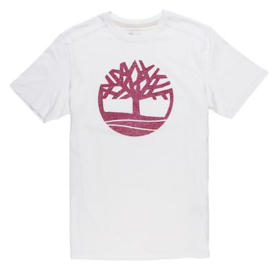 Timberland Men's SS Kennebec River Tree Tee
