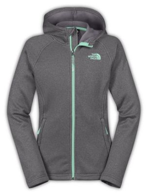 The North Face Girls' HW Agave Hoodie