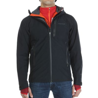 Marmot Men's Winter Jacket Setup