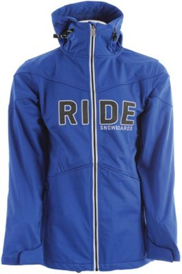 Ride Pike Softshell Hoodie - Men's