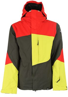 Ride Georgetown Insulated Snowboard Jacket - Men's