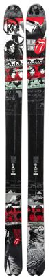 K2 Sidestash RS2 50th Anniversary Rolling Stones Skis - Men's