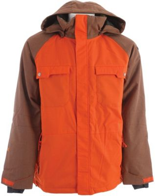 Ride Ballard Insulated Snowboard Jacket - Men's