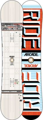 Ride Arcade Wide UL Snowboard 155 - Men's