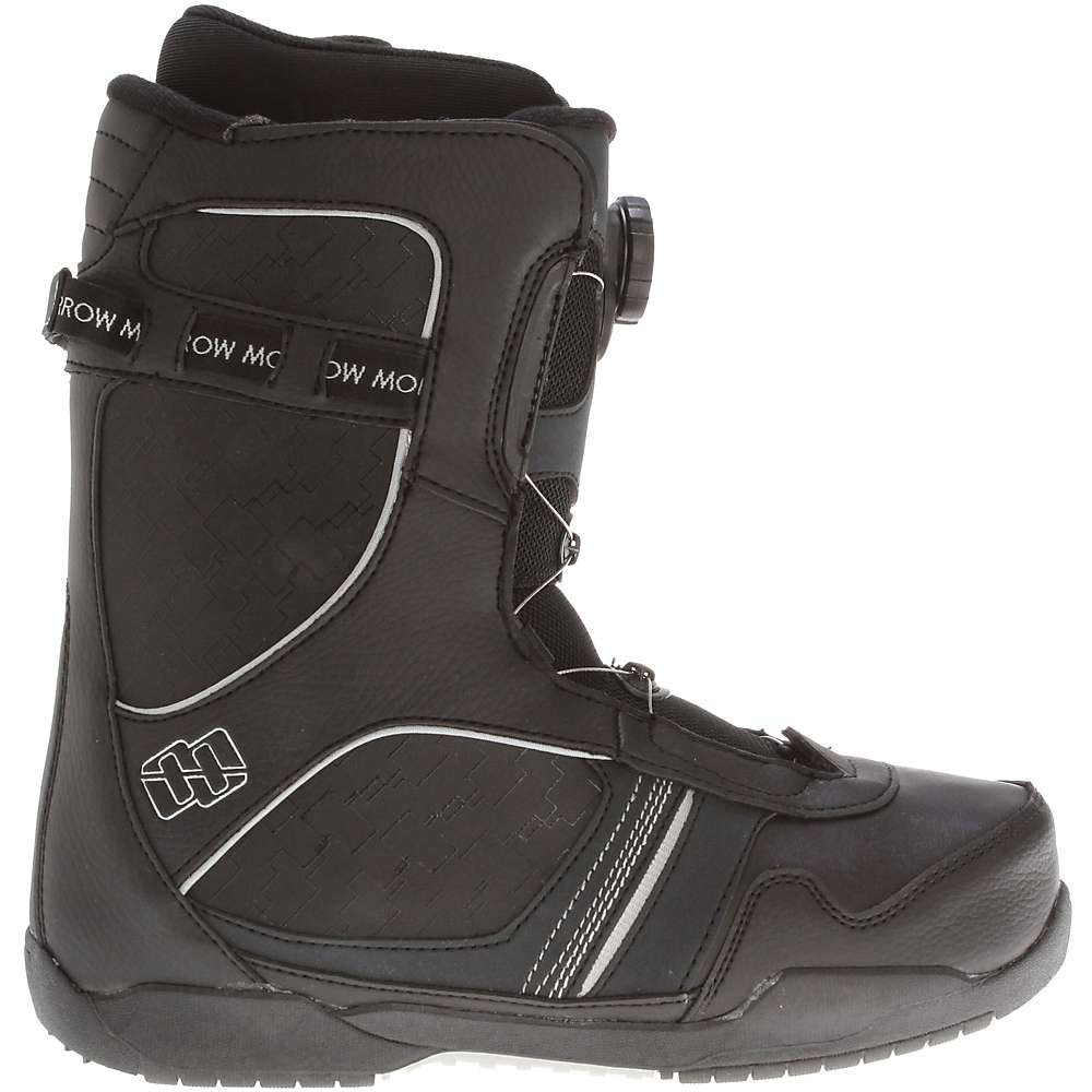 morrow kick boa snowboard boots s moosejaw