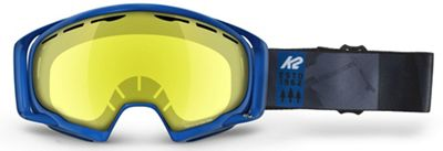 K2 Photophase Goggles Blue/Tripic Yellow/ Gun Blue Lens - Men's