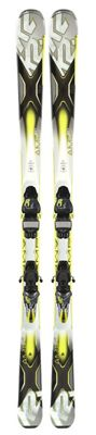 K2 AMP 80XTi Skis w/ Marker MXC 12 TC Bindings - Men's