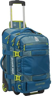 Granite Gear Cross-Trek 22IN Wheeled carry-on Duffel