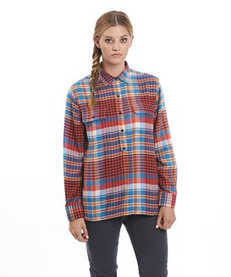 Woolrich Women's Wool/CoolMax Popover Shirt