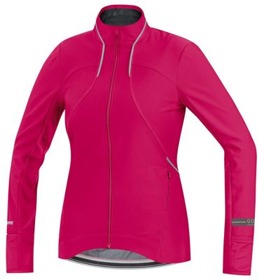Gore Running Wear Women's Air Lady Windstopper Softshell Long Shirt