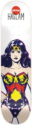 Almost Wonder Woman R7 Skateboard 8.38 x 31.8in - Men's