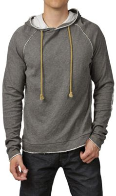 Jeremiah Men's Vagabond Double Face Hoodie