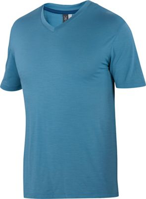 Ibex Men's Axis V-Neck T Shirt