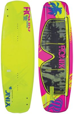 Ronix Quarter Til Midnight Atr Secret Flex Wakeboard 130 - Women's