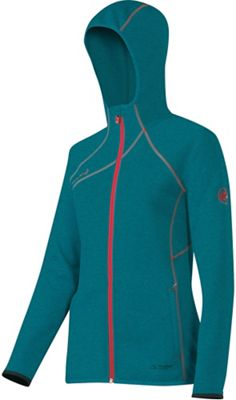 Mammut Women's Get Away Hooded Jacket