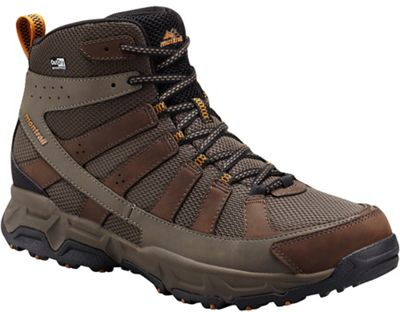 Montrail Men's Fluid Enduro Mid Leather Outdry Shoe