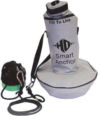 HO Smart Anchor/Line/Rope Bag 30ft