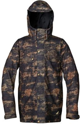 Quiksilver Select All Snowboard Jacket - Men's