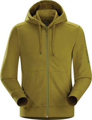 Arcteryx Men's Word On End Full Zip Hoody