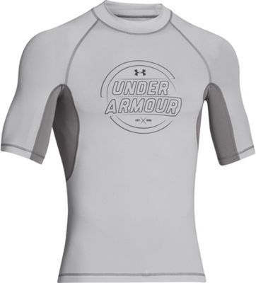 Under Armour Men's Ames SS Rashguard