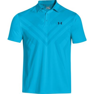 Under Armour Men's ArmourVent Tips Polo