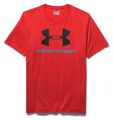 Under Armour Men's Charged Cotton Sportstyle Logo Tee