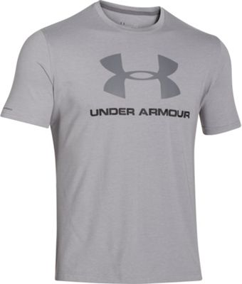 Under Armour Men's UA Charged Cotton Sportstyle Logo Tee