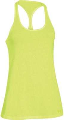Under Armour Women's Charged Cotton Tri-Blend Ultimate Tank