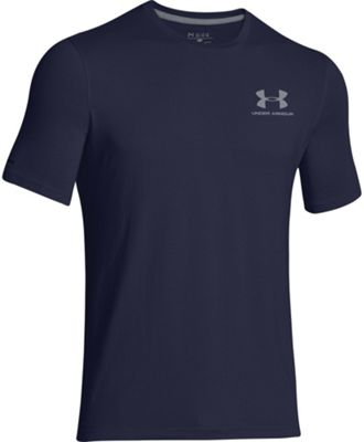 Under Armour Men's Charged Cotton Sportstyle Left Chest Logo Tee