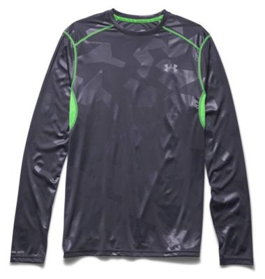 Under Armour Men's Coldblack Run LS Tee