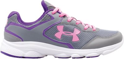 Under Armour Girls' Escape Run Shoe