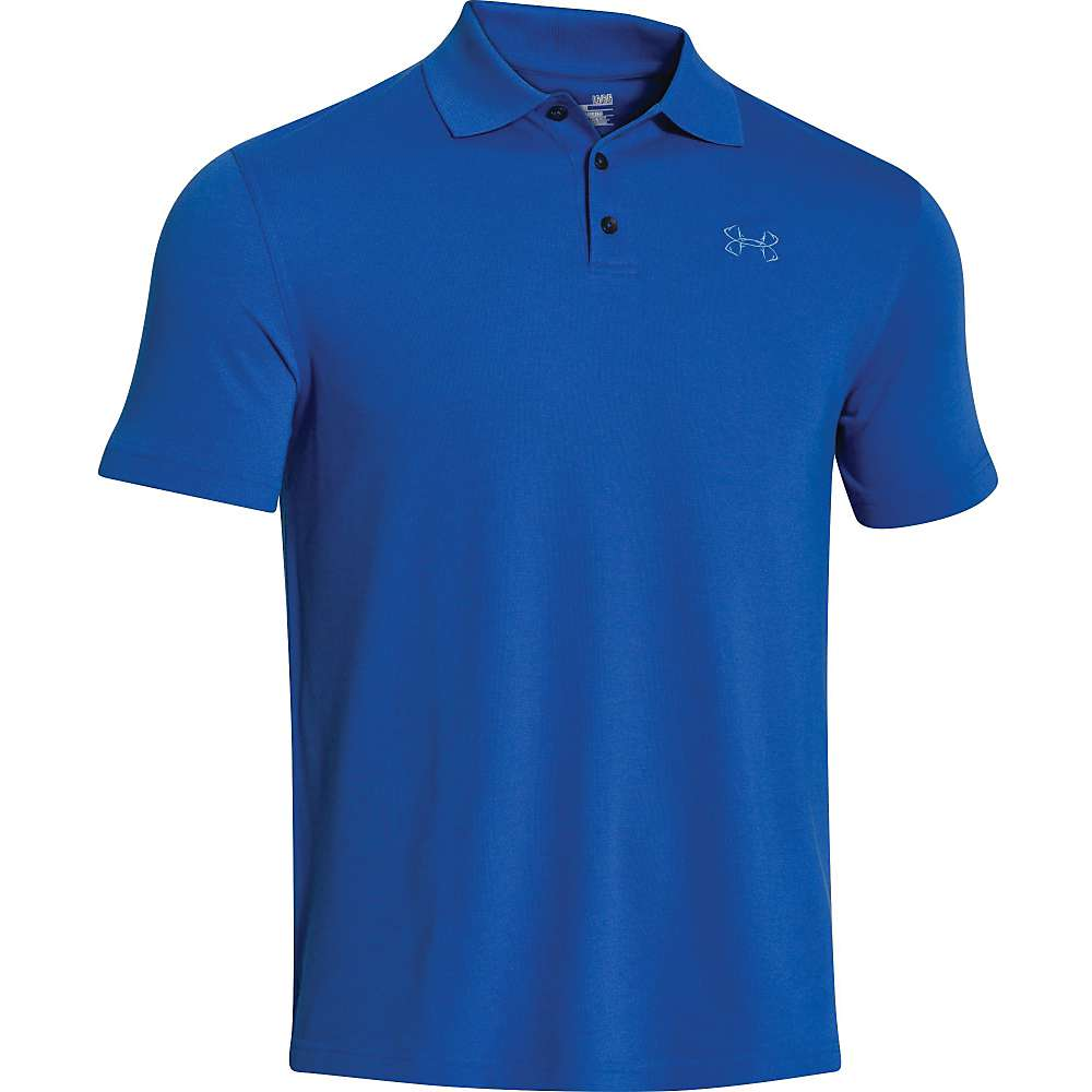 Under armour men 39 s ua fish hook polo shirt moosejaw for Under armour fish hook