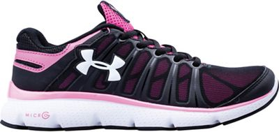 Under Armour Girls' Micro G Pulse II Shoe