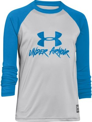 Under Armour Boy's Slasher LS Surf Tee