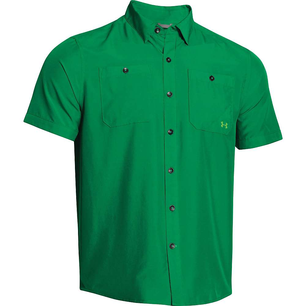 Under armour men 39 s ua chesapeake ss shirt at for Jawbone fishing shirts