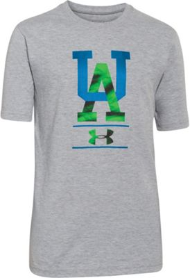 Under Armour Boys' UA Monjana Tee