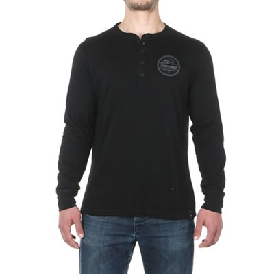 Moosejaw Men's Mountainousnessity Henley LS Tee