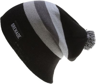 Grenade Stripe Beanie - Men's