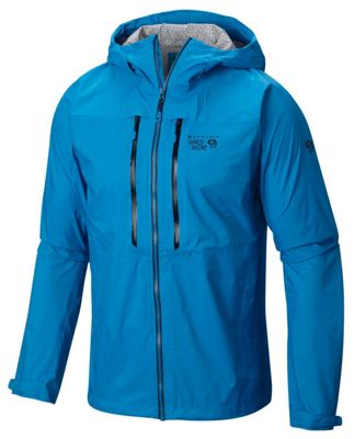 Mountain Hardwear Men's Alpen Plasmic Ion Jacket