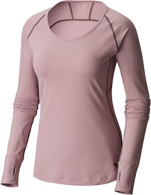 Mountain Hardwear Women's Butterlicious LS Crew