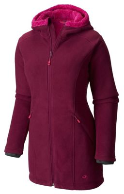 Mountain Hardwear Women's Dual Fleece Hooded Parka