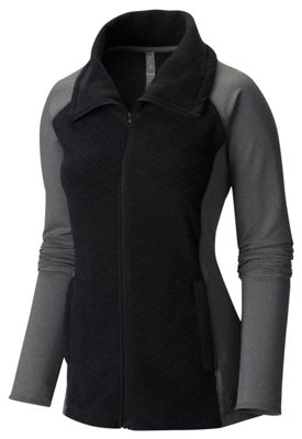 Mountain Hardwear Women's Diamond Quartz Full Zip Sweater