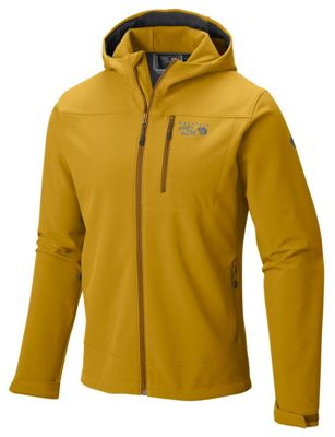 Mountain Hardwear Men's Fairing Hooded Jacket