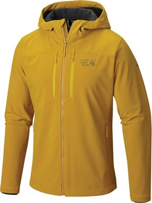 Mountain Hardwear Men's Hooded Hueco Jacket