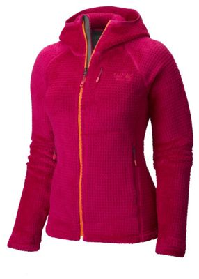 Mountain Hardwear Women's Monkey Grid II Hooded Jacket