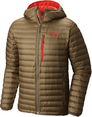 Mountain Hardwear Men's Nitrous Hooded Down Jacket