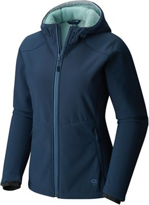 Mountain Hardwear Women's Pyxiana Hooded Jacket