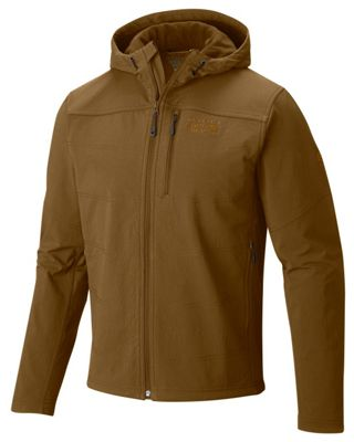 Mountain Hardwear Men's Ruffner Hybrid Hooded Jacket
