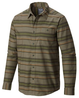 Mountain Hardwear Men's Shattuck LS Shirt