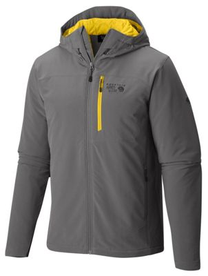 Mountain Hardwear Men's Superconductor Hooded Jacket